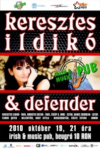 Concert Defender și Keresztes Ildiko