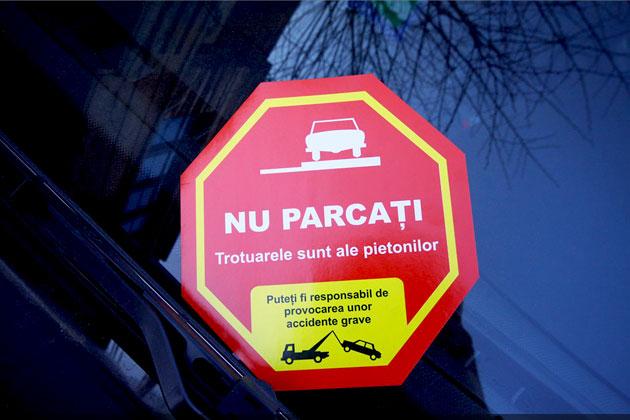 Campanie de sensibilizare a participanţilor în trafic