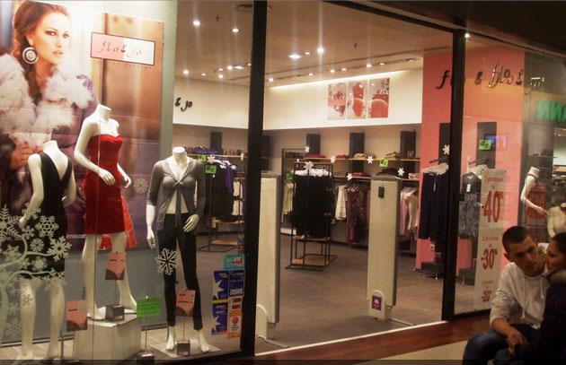 Flo&Jo, Kiddy Store şi ISpot