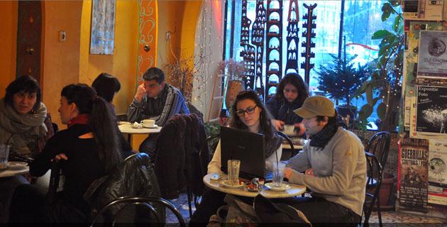 Flower Tea House Cluj © Radu PĂDUREAN, 7 Ianuarie 2011