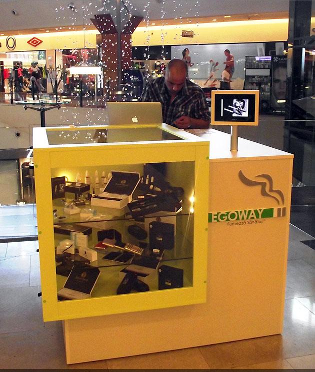 Ego Way și clătităria Rolala, în Iulius Mall Cluj