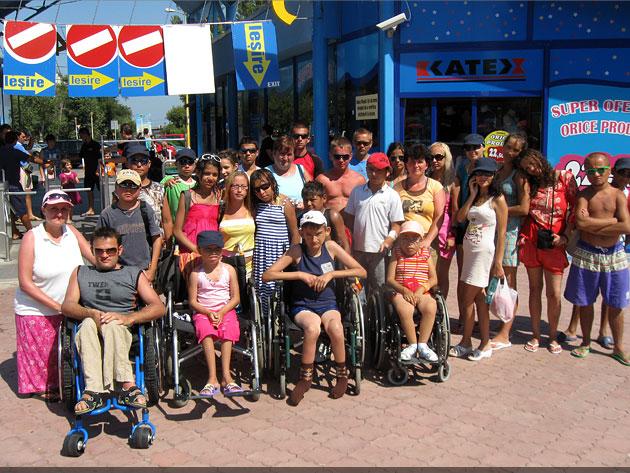 Vacanţă pentru copiii cu boli renale cronice