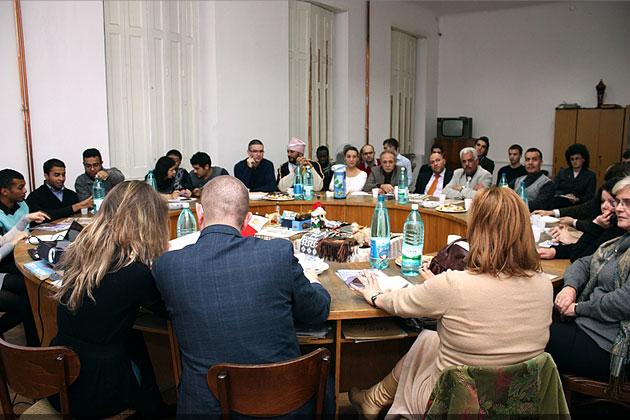 Servicii sociale pentru imigranţii din Cluj-Napoca