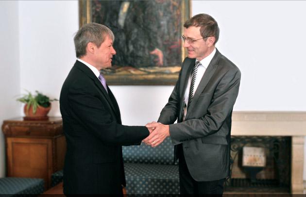Comisarul european pentru agricultură, în vizită la UBB