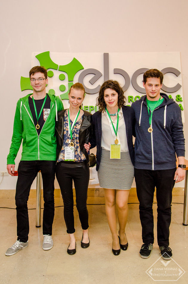 O echipă de studenţi din Cluj-Napoca vor reprezenta România la o competiţie de  inginerie în Riga