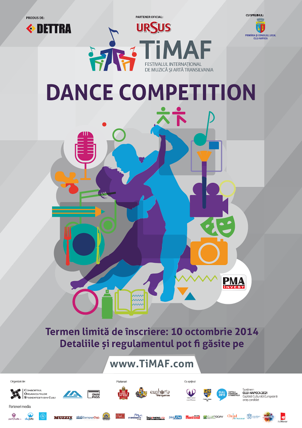 TiMAF Dance Competition