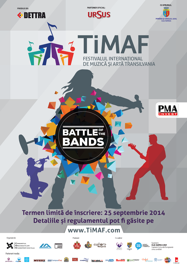 TiMAF Battle of the Bands