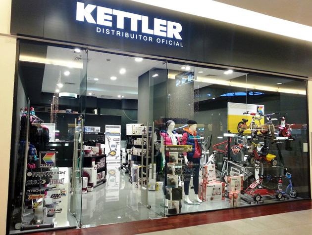Kettler, Moov - X Cinema 7D, Happy Color și Dressing Room, cele mai noi magazine din Iulius Mall Cluj-Napoca